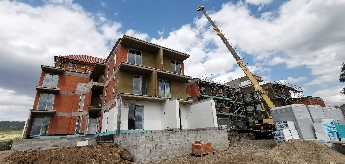Výstavba